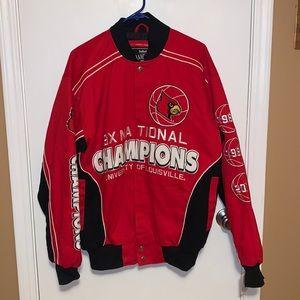 UofL National Championship Jacket